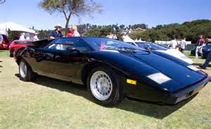 Lamborghini Countach Periscopo Car And Driver