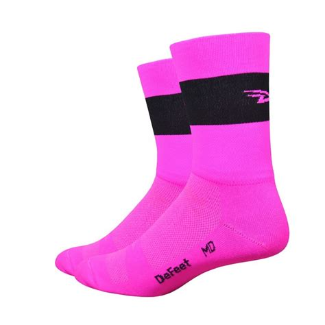 sock aid lloyds pharmacy defeet sock aireator team defeet hi vis pink black