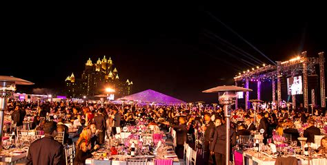 new year dinner dubai start the new year in style at atlantis