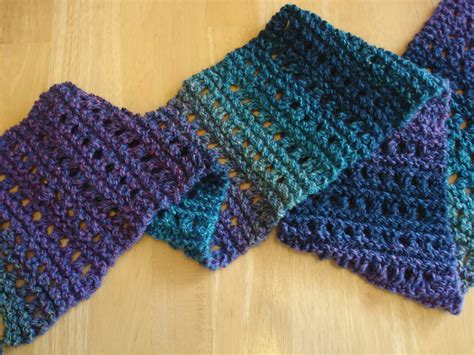 simple knitting free crochet scarf patterns for beginners crochet and