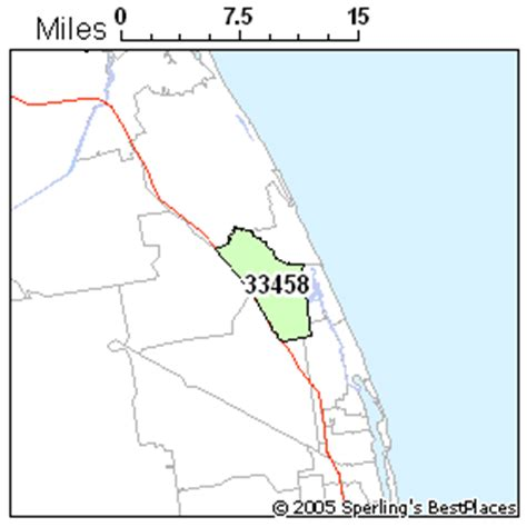 zip code map jupiter fl best place to live in jupiter zip 33458 florida