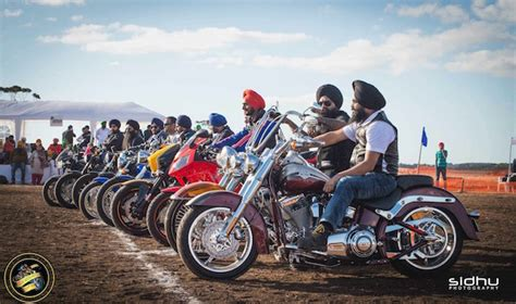 Bikers Equipment Rompi Spotlight Touring Adventure Club Motor sikh motorcycle club rides for charity motorbike writer