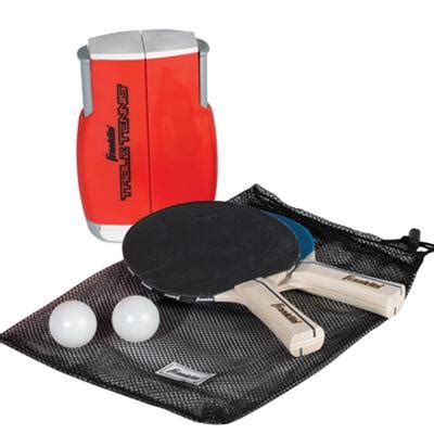 table tennis to go amazon com franklin sports table tennis to go includes