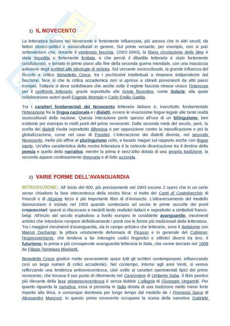libro letteratura spagnola del novecento riassunto esame letteratura contemporanea prof tomasello libro consigliato il novecento casadei