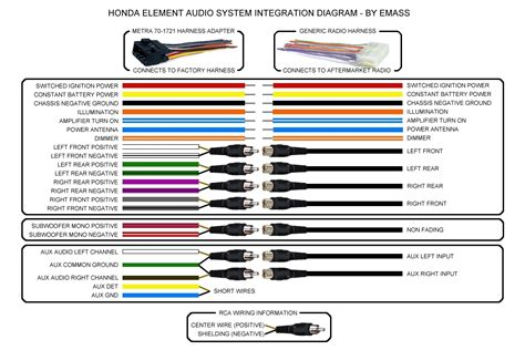 vt stereo wiring diagram car speaker wiring diagram