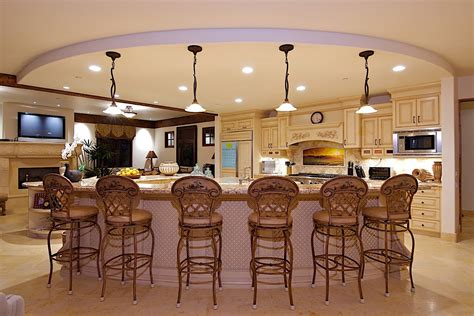 home plans with large kitchens kitchen design ideas for big kitchens thelakehouseva