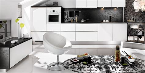 kitchen wallpaper 15 ideas for any interior buying black and white contemporary interior design ideas for