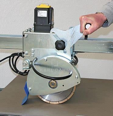 fliesenwerkzeug kaufen steintrennmaschine d8 800 mm inkl trennscheibe