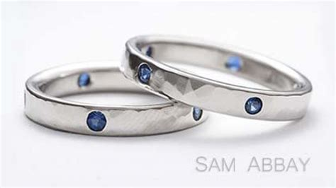 Wedding Rings New York by Simple Bands New York Wedding Ring