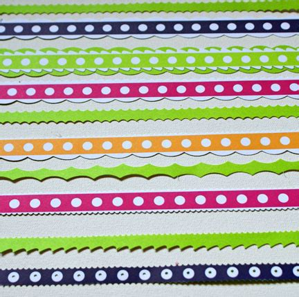 How To Make Paper Borders - paper border designs for projects free clip