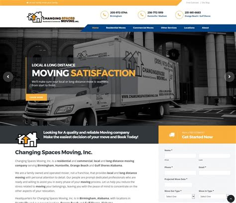 changing spaces changing spaces moving 2017 mywebguy website design