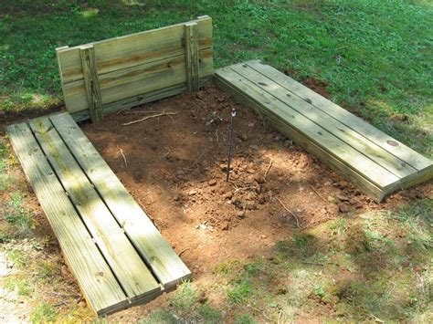 diy pit size how to build a horseshoe pit how tos diy