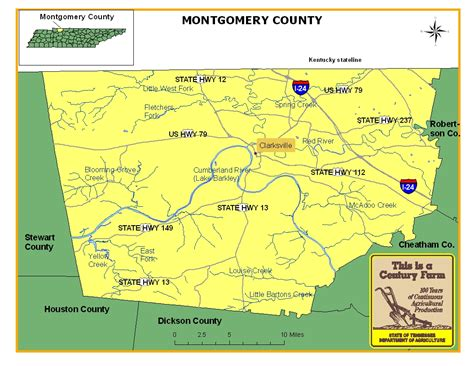 Records Montgomery County Opinions On Montgomery County Tennessee