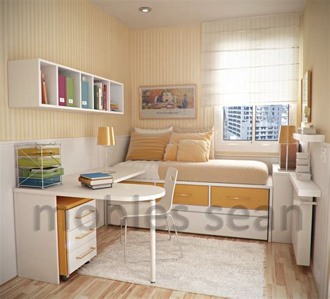 space saving designs  small kids rooms home decoz