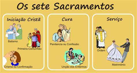 sacramentos animados sacramentos da igreja cat 243 lica linguagem do c 233 u