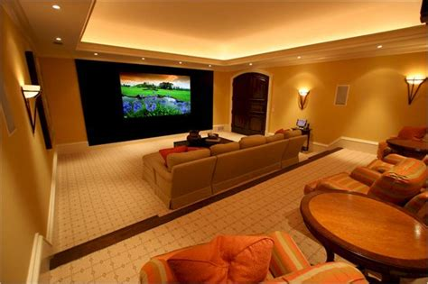 home theatre arrangement in living room home design interior exterior decorating remodelling home theater seating design guide