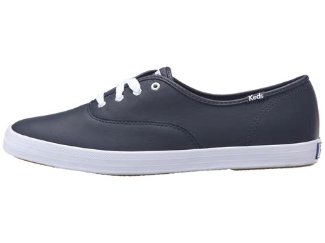 keds sneakers on sale keds chion leather cvo navy zappos free shipping