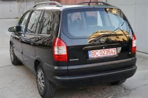 Opel Zafira Second Opel Zafira 1 6 Comfort 2003 E 4 Ac 7 Locuri