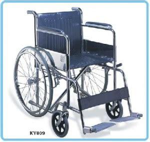 Timbangan Duduk Manual Bekas kursi roda standard ky809 46 distributor alat kesehatan