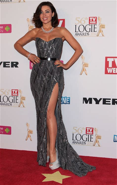 Catwalk To Carpet Danni Minogue by Danni Minogue Dazzles At Logie Awards Photo 3