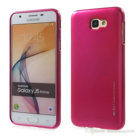 Mercury Jelly Samsung Galaxy J2 Prime Ungu for galaxy j5 prime cases mercury goospery i jelly back