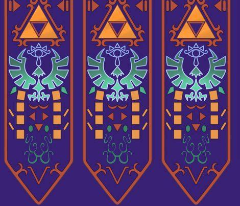zelda tapestry pattern zelda s sash from ocarina of time child sized fabric 17