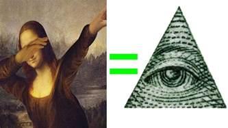 is illuminati dab is illuminati