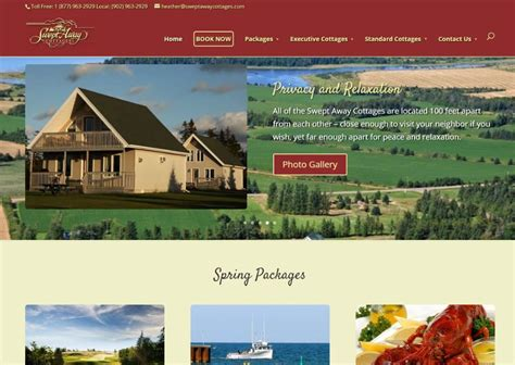 Swept Away Cottages Pei by Swept Away Cottages Sunriseweb Ca