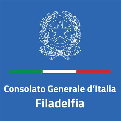 consolato italiano consolato generale filadelfia