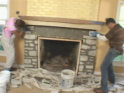How To Install Veneer On Fireplace by Veneer Fireplace Surround Bukit