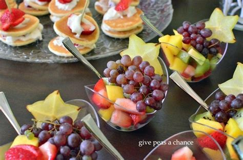 Fruit Salad Ideas For Bridal Shower by Beautiful Fruit Salads For A Spa Bridal Shower Gorgeous