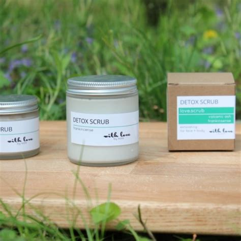 Detox Scrub by Detox Scrub For And With By Kate