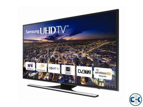 Tv Samsung Ju6400 samsung 4k tv ju6400 55 inch smart 4k ultra hd television clickbd