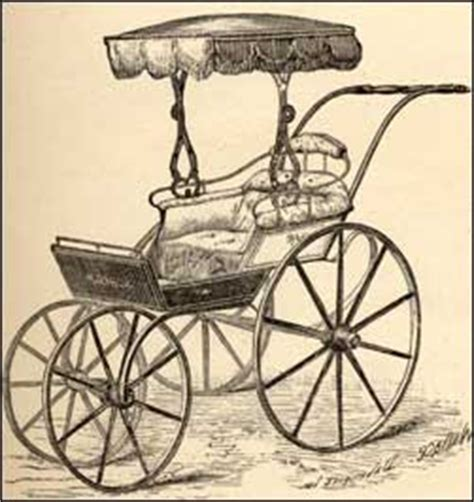vintagesparkles baby buggies  doll carriages