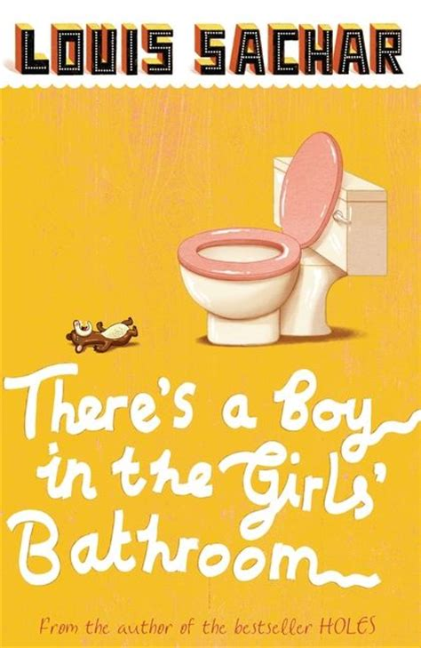 girls bathroom stories there s a boy in the girls bathroom book review