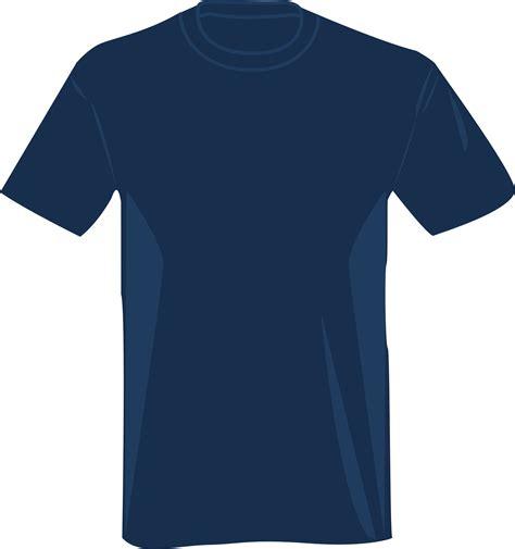 T Shrt Blue clipart blue t shirt