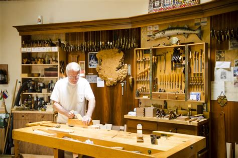 woodworkers of the world frank klausz workshop tour wood and shop