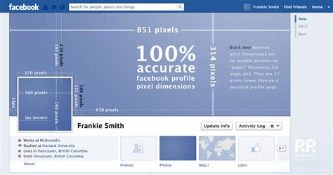 Fb Banner Size | facebook profile banner size in exact pixels randy plett