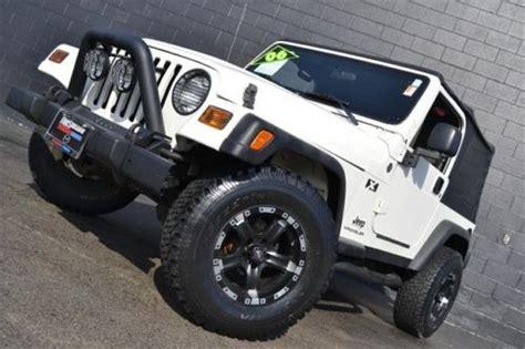 jeep 4 0 horsepower buy used x 4 0l 190 horsepower 2 doors 4 liter inline 6