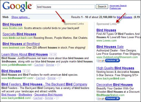 How To See What Search On Sponsored Links How To Get Your Ad In S Paid Links Wordstream