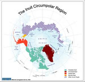 inuit canada map sis 495 arctic sovereignty the international dispute