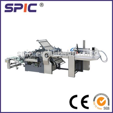 Best Paper Folding Machine - best selling automatic paper folding machine buy paper