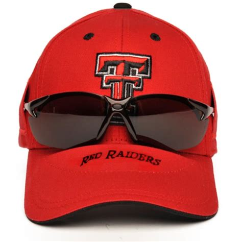 tech school colors tech raiders school color cap