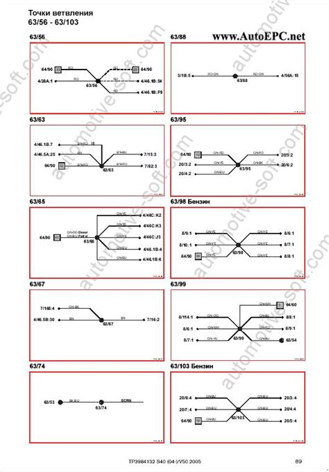 volvo cars electrical wiring diagrams presented volvo  xc xc
