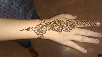 step by step mehendi designs easy and beautiful mehndi