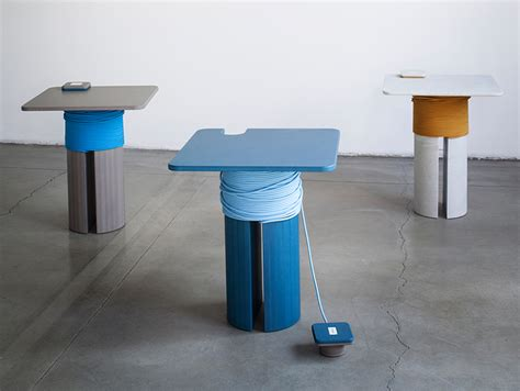 intelligent furniture hand crafted marble and wood furniture systems for the