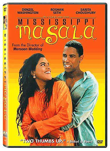 Novel Mira W Series mississippi masala by mira nair denzel washington sarita