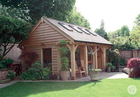 garden retreats ideas summer houses garden retreats traditional shed