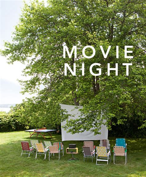 backyard movie night 5 tips for a backyard movie night