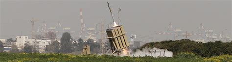 iron dom raytheon iron dome weapon system